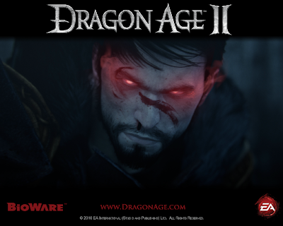 Dragon Age II wallpaper