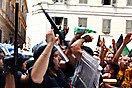 Manifestazione 7 luglio, Roma (foto di Claudio Cerasoli)