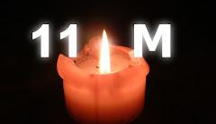7º Aniversario del fatídico 11 de Marzo
