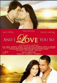 Watch Pinoy Movie And I Love You So online stream free