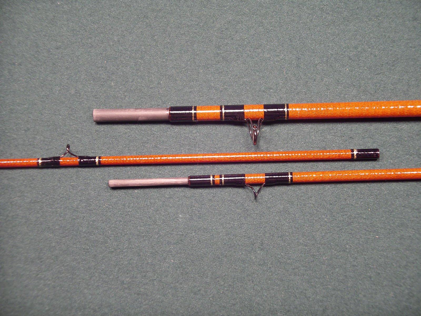 Fiberglass rod build for Fiberglass fishing rods