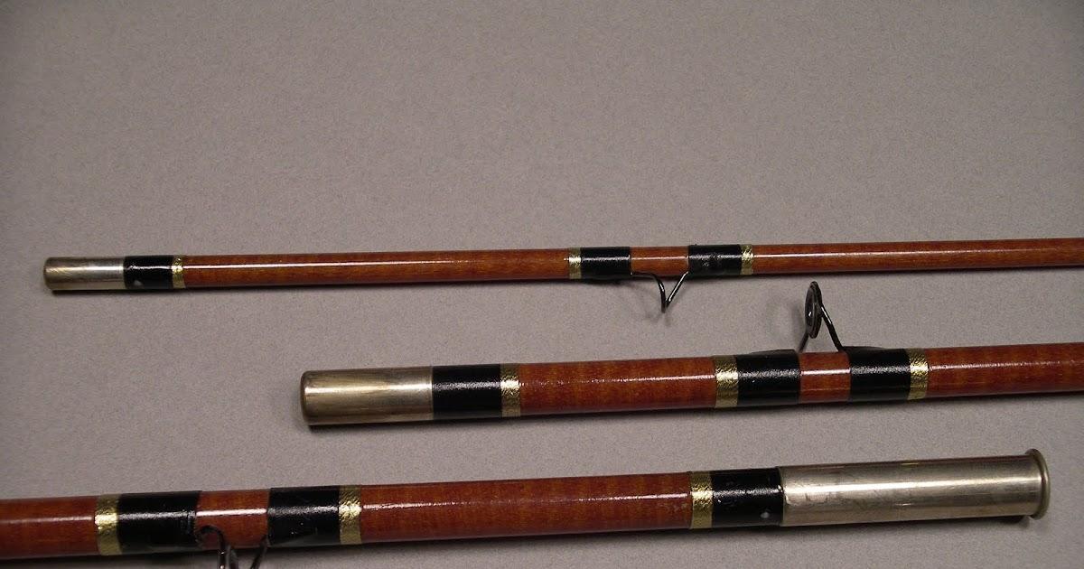 Fiberglass rod build 3 spigot ferrules for Fishing rod ferrules