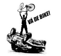 Ande de bicicleta!