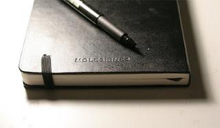 moleskine bocetos pitt pen