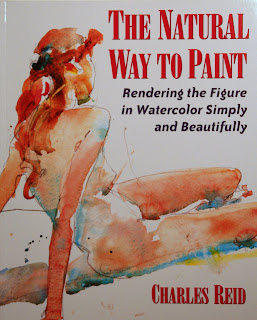 the natural way to paint charles reid book libro la forma natural de pintar