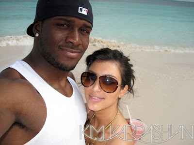 reggie bush and kim kardashian 2010. Kim Kardashian and Reggie Bush
