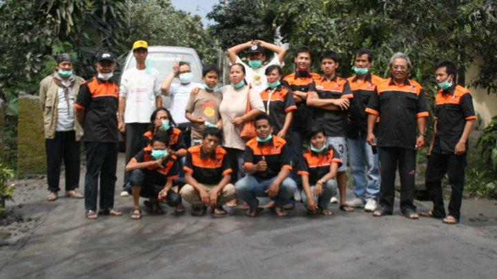 relawan merapi 2
