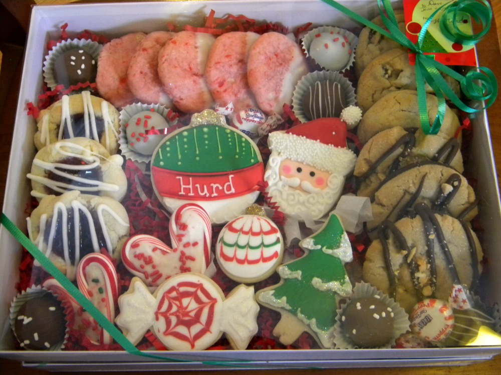 christmas cookies gift recipes
