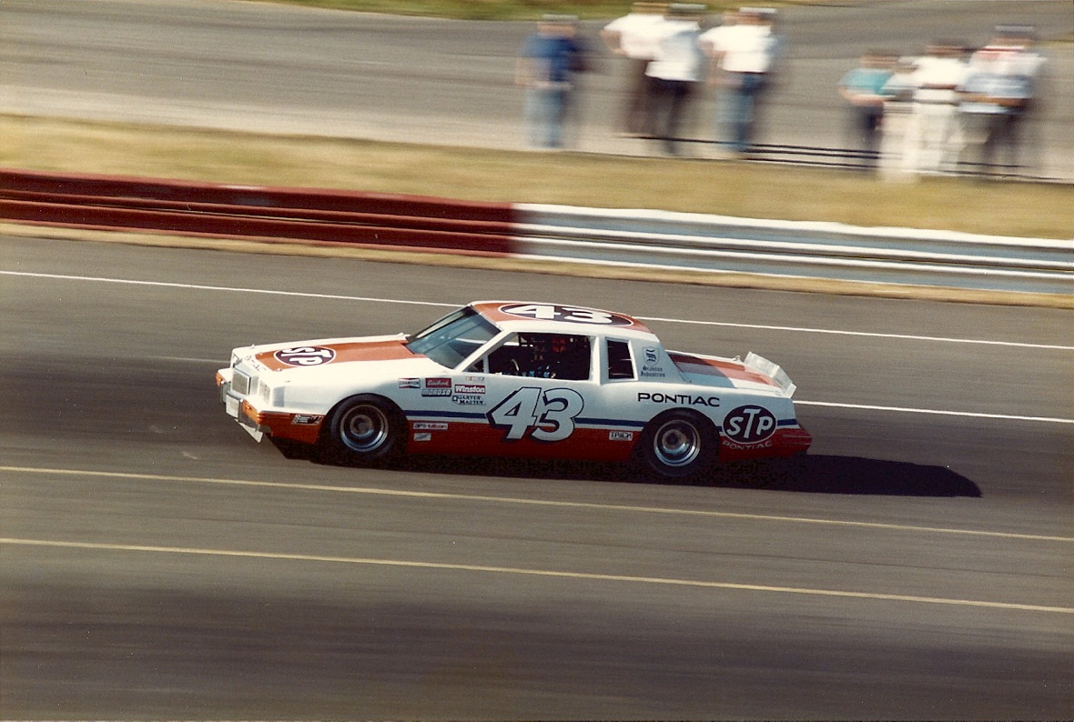CANADA WEST RACING - We Talk Racing!: RICHARD PETTY - WINSTON WEST ...