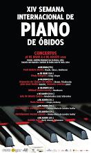XIV Semana Internacional de Piano