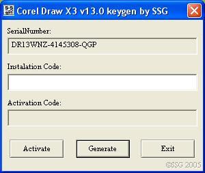 DOWNLOAD DO COREL DRAW X3 KEYGEN