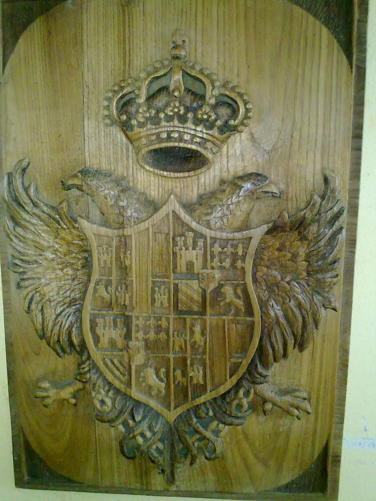 Arteinterior tallas en madera de casta o - Madera de castano ...
