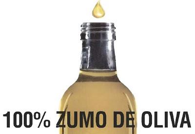 Zumo de oliva