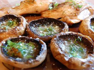 Articole culinare : Pui cu ciuperci la cuptor