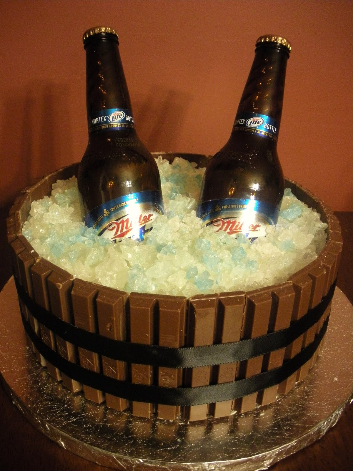 Beer Cake Design Ideas : Sugar & Spice Sweets