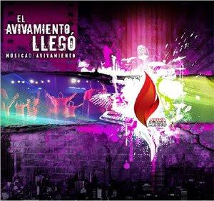 baixar cd Aviva Mexico – El Avivamiento Llegó (2009)    músicas