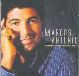 Marcos Antônio   Um Passeio Pela Harpa Cristã   Vol. 09 (200?) | músicas