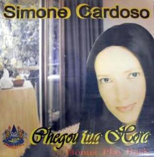 Simone Cardoso   Chegou a Hora (2008) | músicas