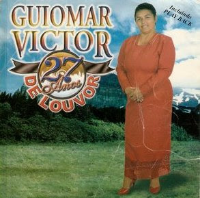 Download CD Guiomar Victor   27 Anos De louvor