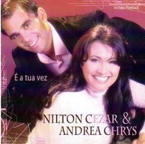 Nilton Cesar e Andreia Chrys