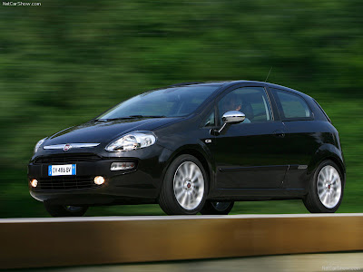 Fiat Punto Evo New looks pictures