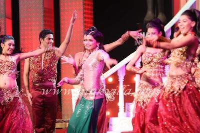 Deepika at Indian Express Sahara Sports Awards photo