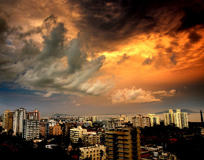 mumbai alerts whethers pics