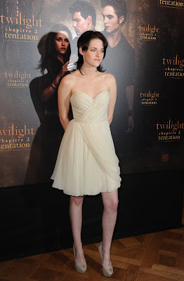 New Moon Photocall in Paris pictures