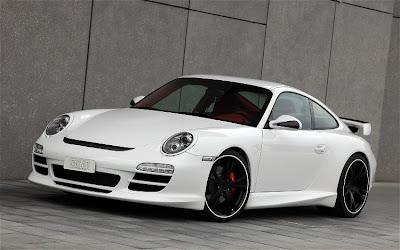 TechArt Porsche 911 Carrera 4S photos