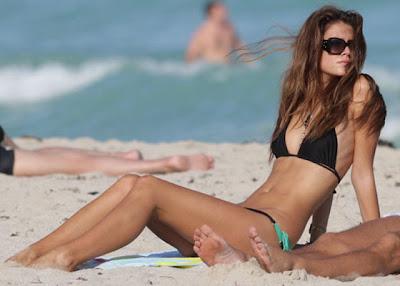 Carrie Amstutz Bikini pictures