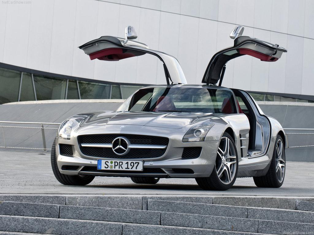 Online News Blog  Mercedes Benz SLS AMG   World Best News Blog