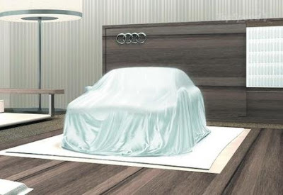 Audi A8 to debut November 30th at Design Miami pictures