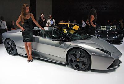 Lamborghini Murcielago LP670-4 SV Roadster Car photos