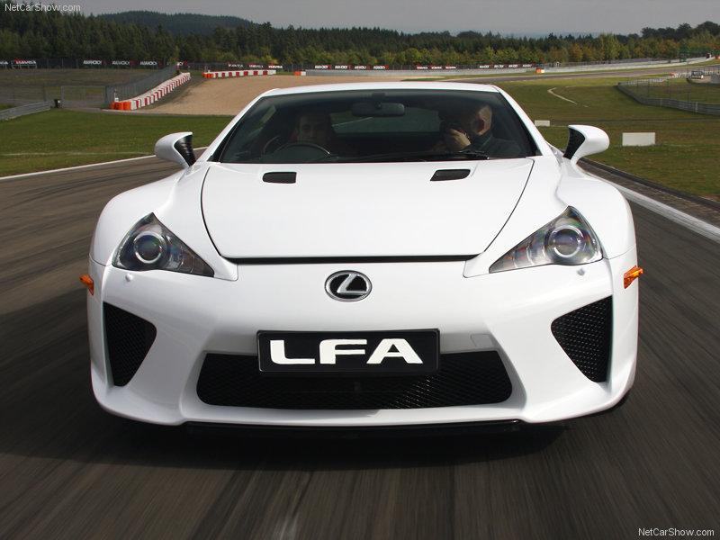 Lexus Lfa 2011 Interior. 2011 Lexus Lfa Wallpaper