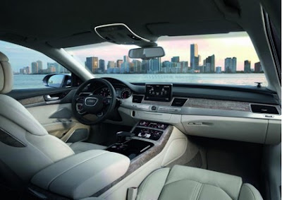 Audi A8 Luxury Cruiser photos