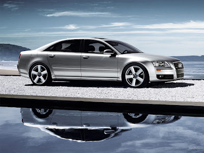 Audi A8 Luxury Cruiser images