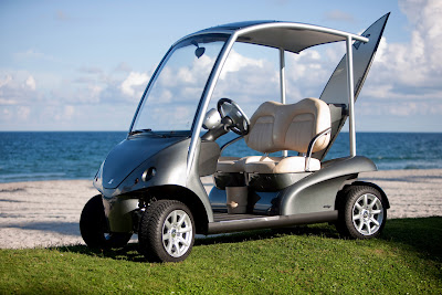 World's Most Exclusive Golf Cart images