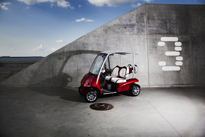 World's Most Exclusive Golf Cart wallpapers