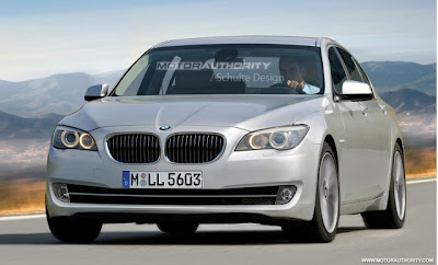 New BMW 5 photos