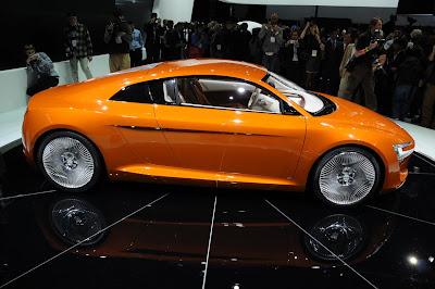 Audi E-Tron pics