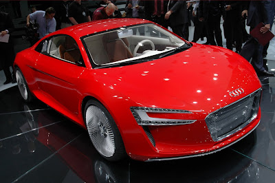 Audi E-Tron photo