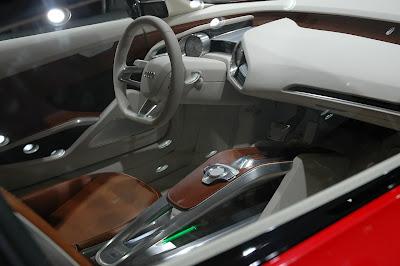 Audi E-Tron image gallery