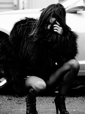 Mila Kunis Photo Shoot For BlackBook images