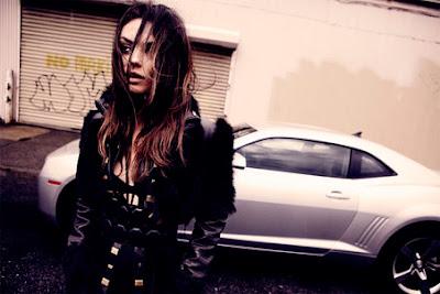 Mila Kunis Photo Shoot For BlackBook pics