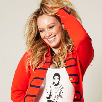 Hilary Duff Cover of Nylon Magazine January 2010 wallpapers