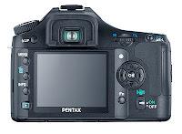 Pentax K200d flash