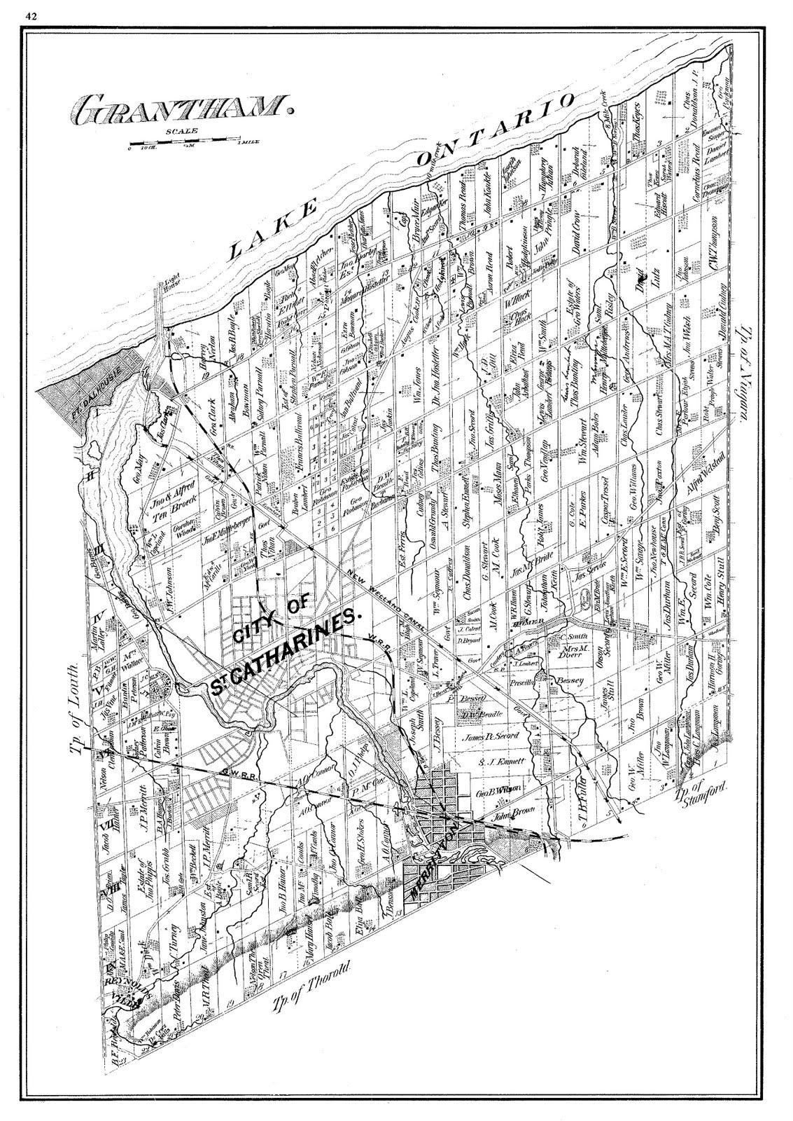 Niagara County Property Liens