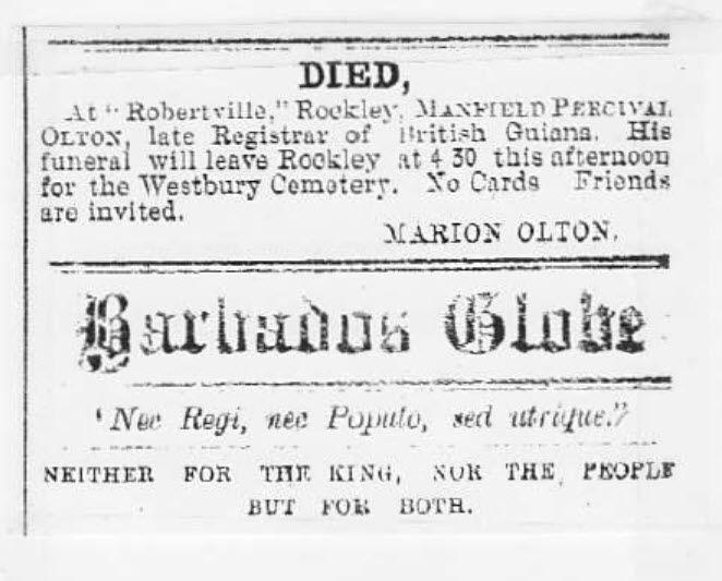 Panama-Barbados Ancestry Public Group | Facebook