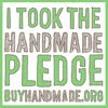 I took the Handmade Pledge