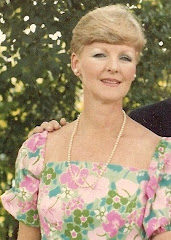 My late Mother in one of her Lilly Pulitzer dresses